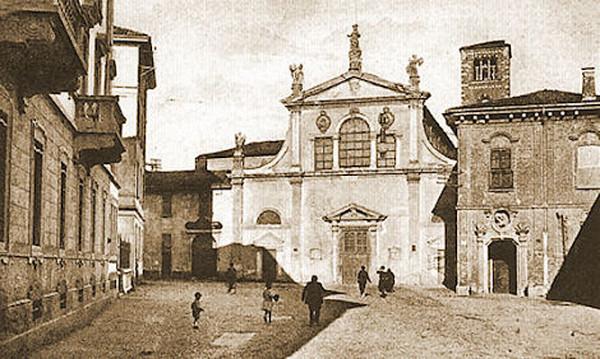 Chiesa Santa Maria al Carrobiolo di Monza