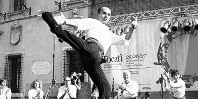 Zacharias-Akis Krypotos, ballerino