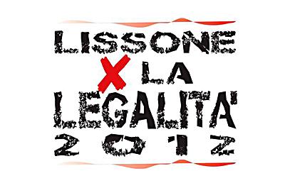 Lissone per la legalità