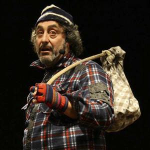 Eugenio Chiocchi, comico