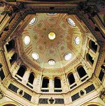 Arcore: Villa Borromeo d'Adda, Cappella Vela