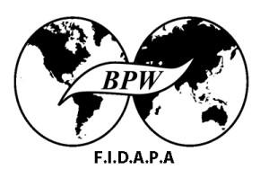 FIDAPA BPW FIDAPA - Federazione Italiana Donne Arti professioni Affari