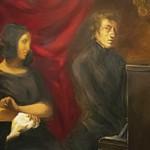 Fryederyk Chopin e George Sand