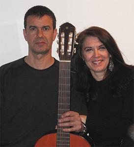 Veronica Vismara e Guido Poli