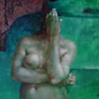 Maria Micozzi, 'La maschera', quadro