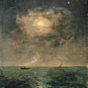 Musica Parole, dipinto di Alfred Stevens