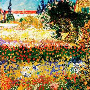 Musica Parole, illustrazione (Van Gogh)