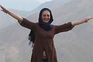 Nahal Sahabi, vittima del regime iraniano
