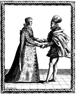 illustrazione d'epoca