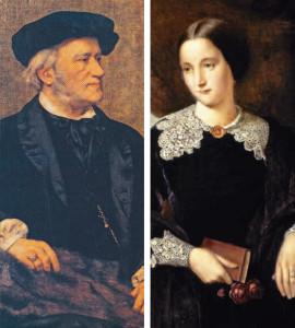 Richard Wagner e Mathilde Wesendonk