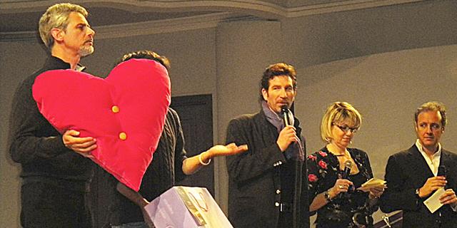 Torino in volto Concerto Benefico 2010 con Out of Time Percussion Quartet a favore dell'Ospedale Regina Margherita – S.Anna di Torino