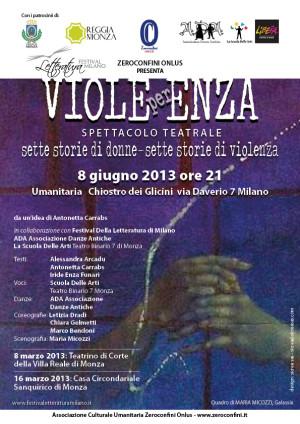 Viole per Enza locandina 8 giu 2013