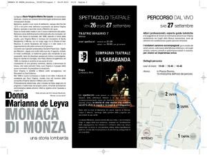MONACA DI MONZA_Brochure_ informativa